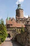 Czoch castle, Lesna, Poland Royalty Free Stock Photos