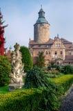 Czocha Castle, Πολωνία Στοκ εικόνα με δικαίωμα ελεύθερης χρήσης