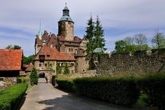 Czocha Castle Royalty Free Stock Image