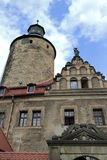 Czocha Castle Royalty Free Stock Photography