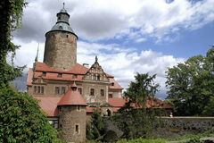 Czocha Castle Royalty Free Stock Photo
