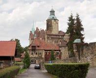 Czocha Castle in Poland Stock Images