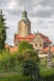 Czocha kasztel w Polska Obraz Royalty Free
