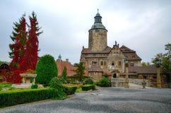 Czocha-Schloss, Polen Stockfoto