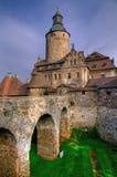 Czocha slott, Polen Royaltyfria Foton