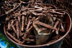 Czopów poręcze Fotografia Stock