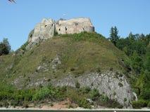 Czorstyn castle, Poland royalty free stock photography