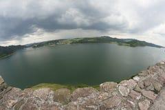 Czorsztyn reservoir Royalty Free Stock Photos