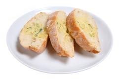 czosnek chlebowy zioła Zdjęcia Royalty Free
