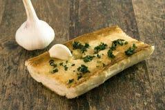 czosnków chlebowi ziele Zdjęcia Royalty Free