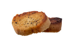 Czosnku chleb Fotografia Stock