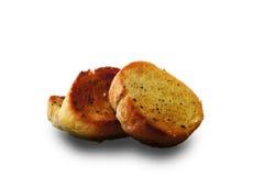 Czosnku chleb Obrazy Stock
