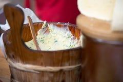 Czosnku masło Obrazy Stock