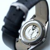 człowiek jest zegarek Fotografia Stock