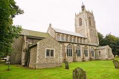 czternastego wieka kościół zdjęcia royalty free