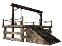 Czteroosobowi powieszenia zdjęcie stock