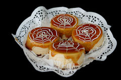 cztery ciasteczka Zdjęcie Royalty Free