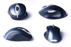 cztery cordless komputerowy mysz oczu Zdjęcie Stock