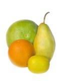 cztery owoce Fotografia Royalty Free
