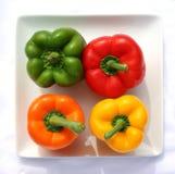 cztery peppera, Obraz Royalty Free
