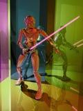 Cztery Sith kolor ilustracji