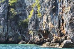Cztery wysp Koh Lanta Obraz Royalty Free