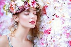 Czułość kwiaty fotografia royalty free