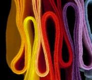 czuć tkaniny czuli wielo- Fotografia Stock