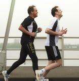 czuciowi bólowi biegacze Fotografia Royalty Free