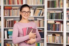 Czuciowy ufny o jej egzaminach. Zdjęcia Stock