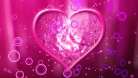 Czule miłości serca ilustracja ilustracji