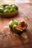 czupirzy świeżą owoc Fotografia Royalty Free