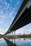 czyścić infrastrukturę Fotografia Royalty Free