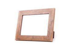 czyścić ramową fotografię zdjęcie stock