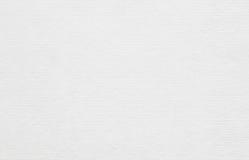 Czyści horyzontalną przetwarzającą białego papieru teksturę lub tło Obrazy Royalty Free