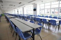 Czyści szkolnego bufet obrazy royalty free