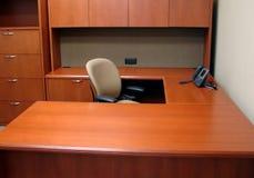 czyści twoje biurko. Obrazy Stock