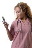 - czy pielęgniarki fotografia stock
