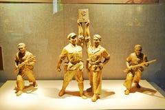 Czynszowy Inkasowy podwórze - kwinta Fotografia Royalty Free