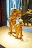 Czynszowy Inkasowy podwórze - szósty Zdjęcia Stock
