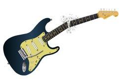 Czysta gitary szyi przerwa Fotografia Royalty Free