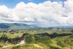 Czysta natura w Północnym Laos Zdjęcia Stock