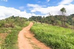 Czysta natura w Północnym Laos Obrazy Royalty Free