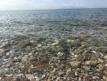 czyste wody Fotografia Royalty Free