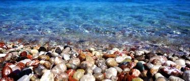 Czystej wody morze Obraz Royalty Free