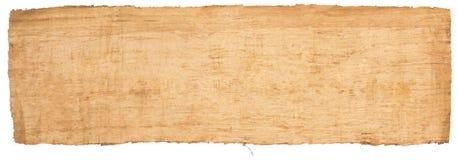 Czysty Egipski papirus Obrazy Stock