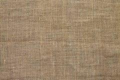 czysty koloru tkaniny bieliźniana tekstura Obrazy Royalty Free