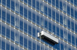 czyszczenie budynków obrazy royalty free