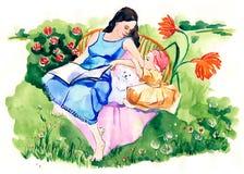 czytać Ilustracji