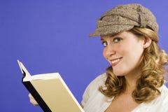 czytanie książki Fotografia Stock